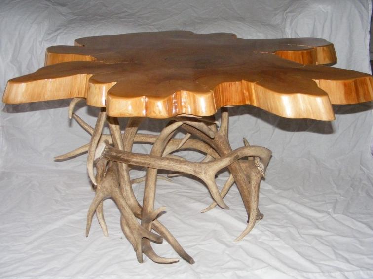 wildgrain woodworking – cypress coffee table